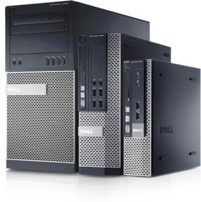 Dell's Optiplex, high-performace, desktop PC